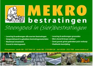 Mekro bestrating